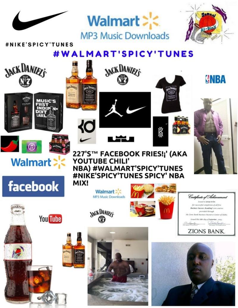 Jack Daniel's Spicy' Chili' #Walmart'Spicy'Tunes #Nike'Spicy'Tunes Spicy' NBA Mix! Spicy' Basketball 227's Hoops 227 Spicy' NBA Chili' Mix! 1 Spicy' Chili' (1)