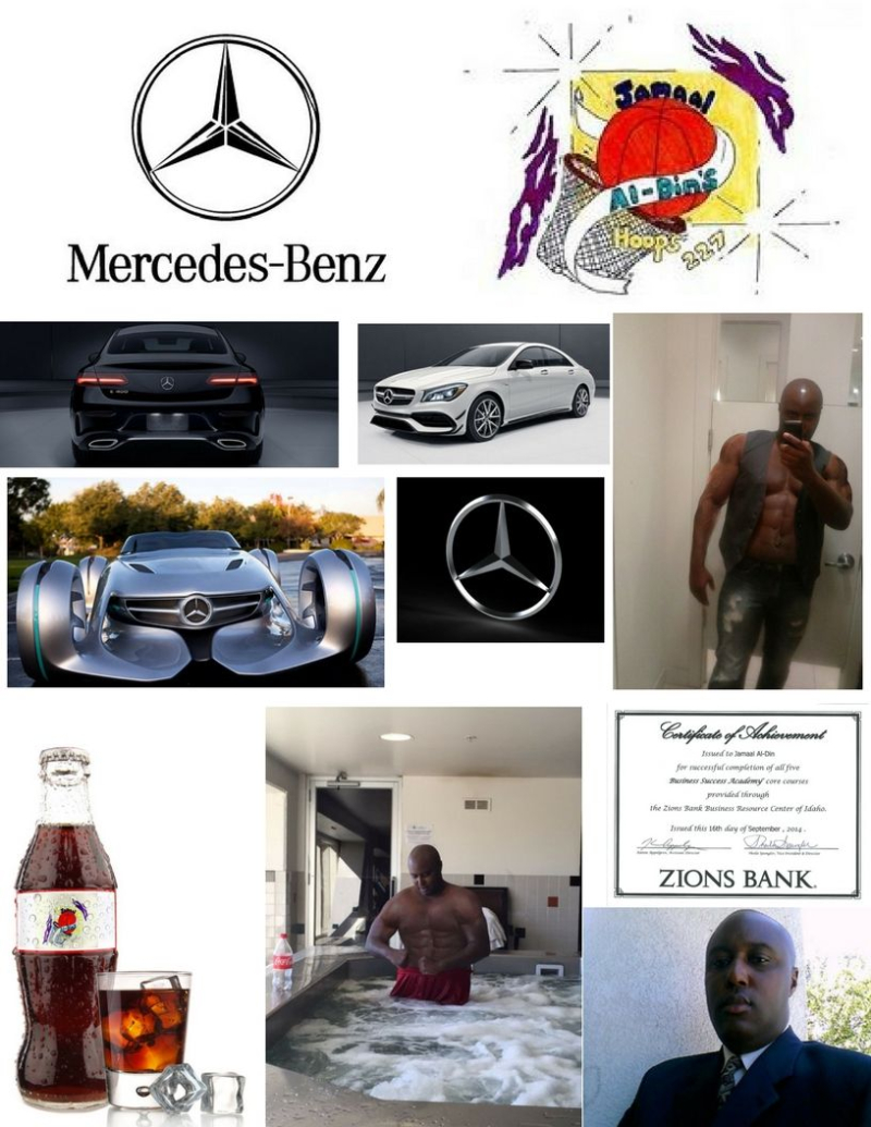 Mercedes Benz 227's Hoops 227 Spicy' NBA Chili' Mix!