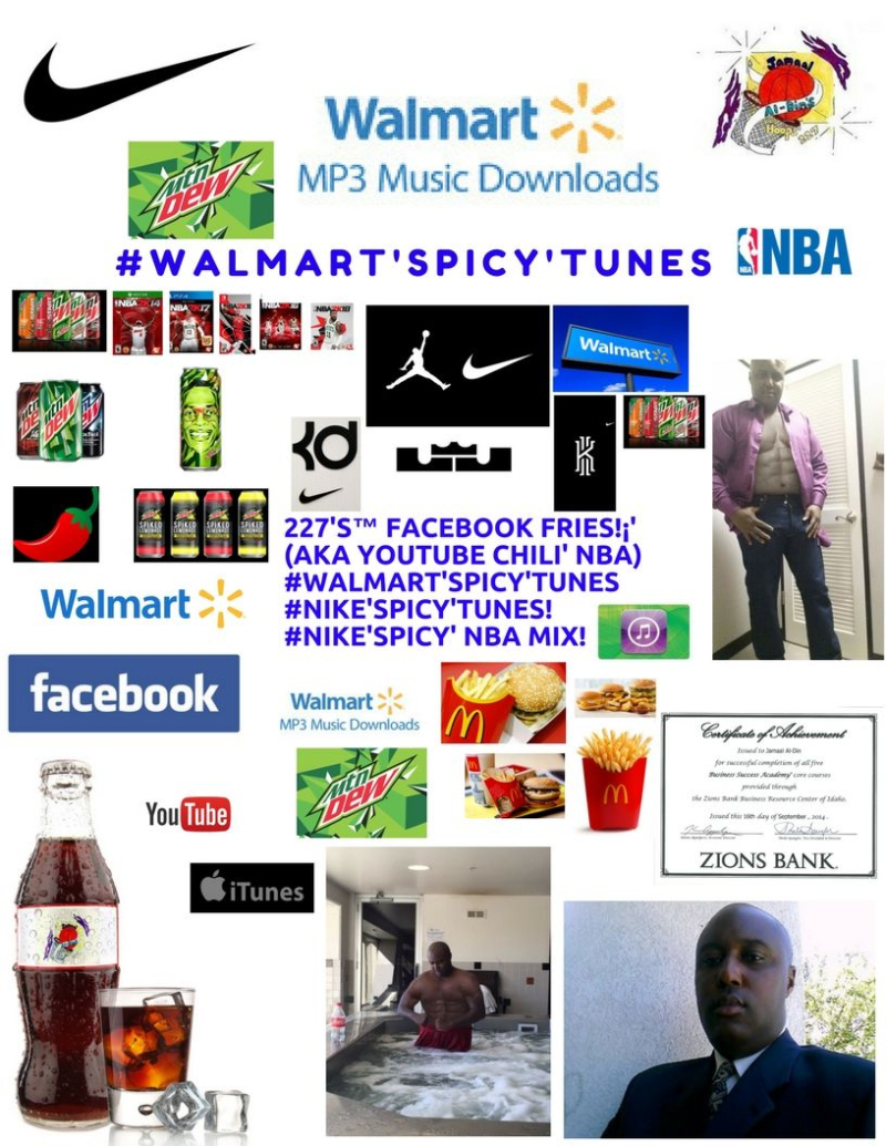 Mtn Dew Chili' #Walmart'SPICY'Tunes! #NIKE'SPICY'Tunes Spicy' NBA MIX! Spicy' Basketball 227's Hoops 227 Spicy' NBA Chili' Mix! 1 Spicy' Chili' (1)