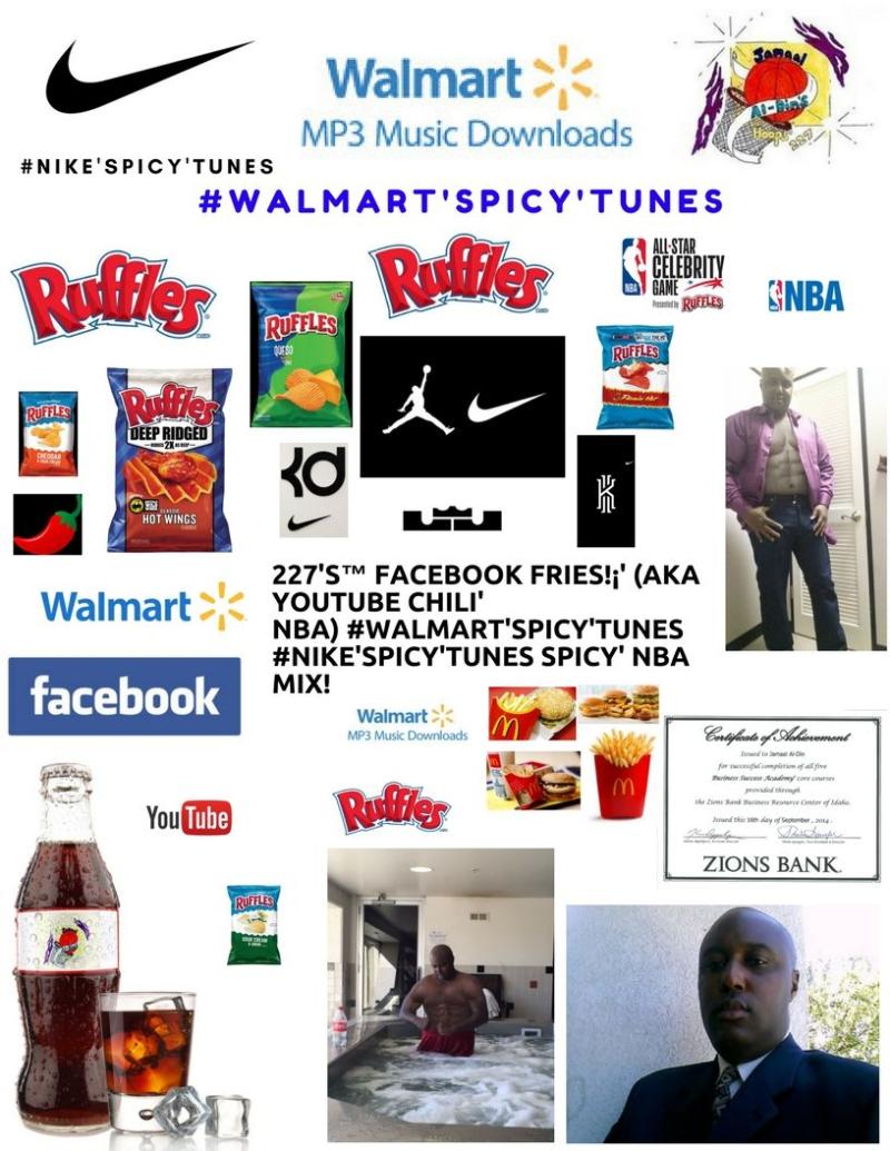 Ruffles Spicy' Chili' Potato Chips #Walmart'Spicy'Tunes #Nike'Spicy'Tunes Spicy' NBA Mix! Spicy' Basketball 227's Hoops 227 Spicy' NBA Chili' Mix! 1 Spicy' Chili'