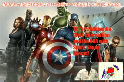 2a123d370211 227 s™ YouTube Chili  Avengers  Age of Ultron Movie NBA Spicy  Stats  Chris  Chili  Paul  Los Angeles Chili  Clippers  (Assists) NBA Mix!