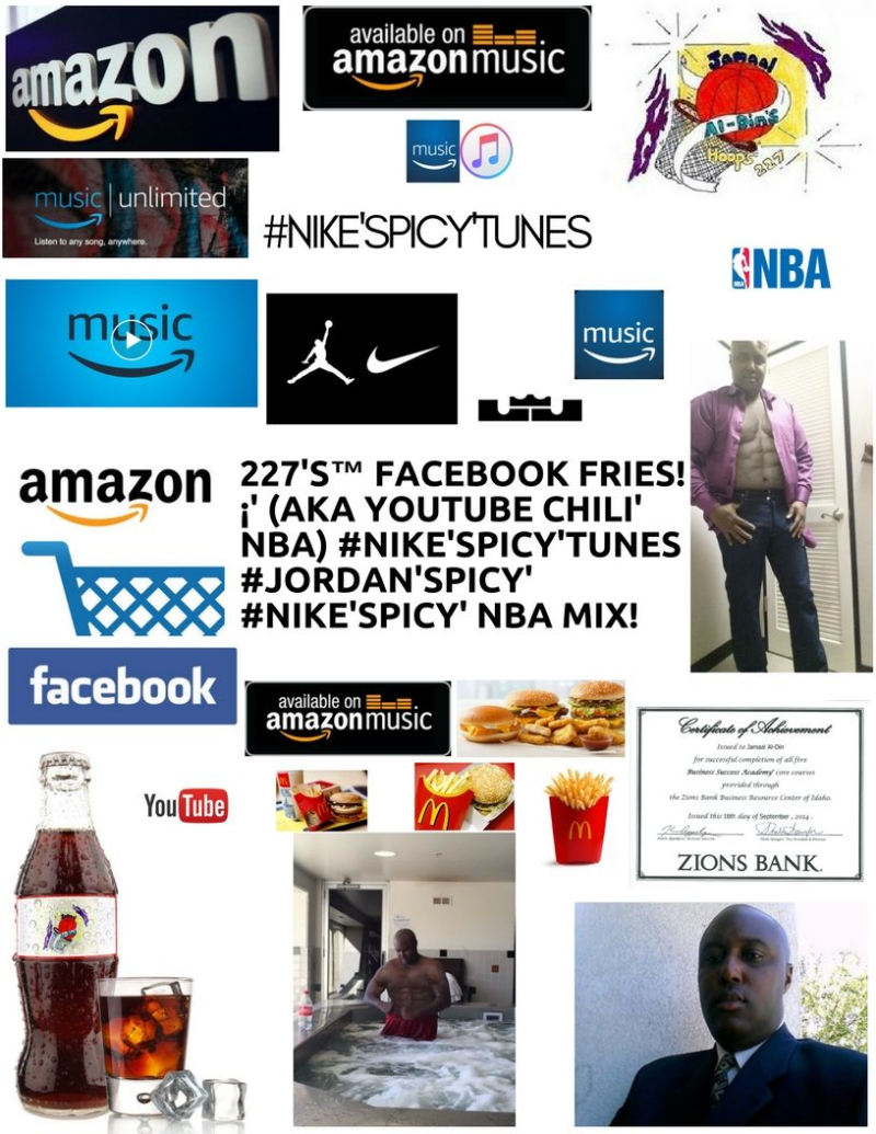 #Nike'Spicy'Tunes! Spicy' Basketball 227's Hoops 227 Spicy' NBA Chili' Mix! 1 Spicy'